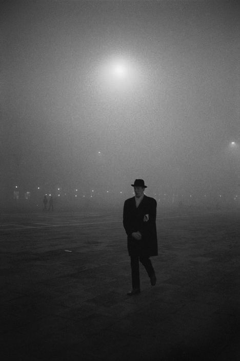 Piazza San Marco, Venice 1979   Photo: Raymnd Depard