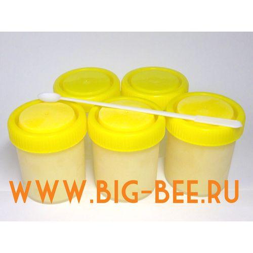 пчелиное маточное молочко НАТИВНОЕ 5х70 гр.