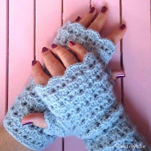 150+ Brand New Inspiring Instagram Crochet Photos | #crochet fingerless gloves