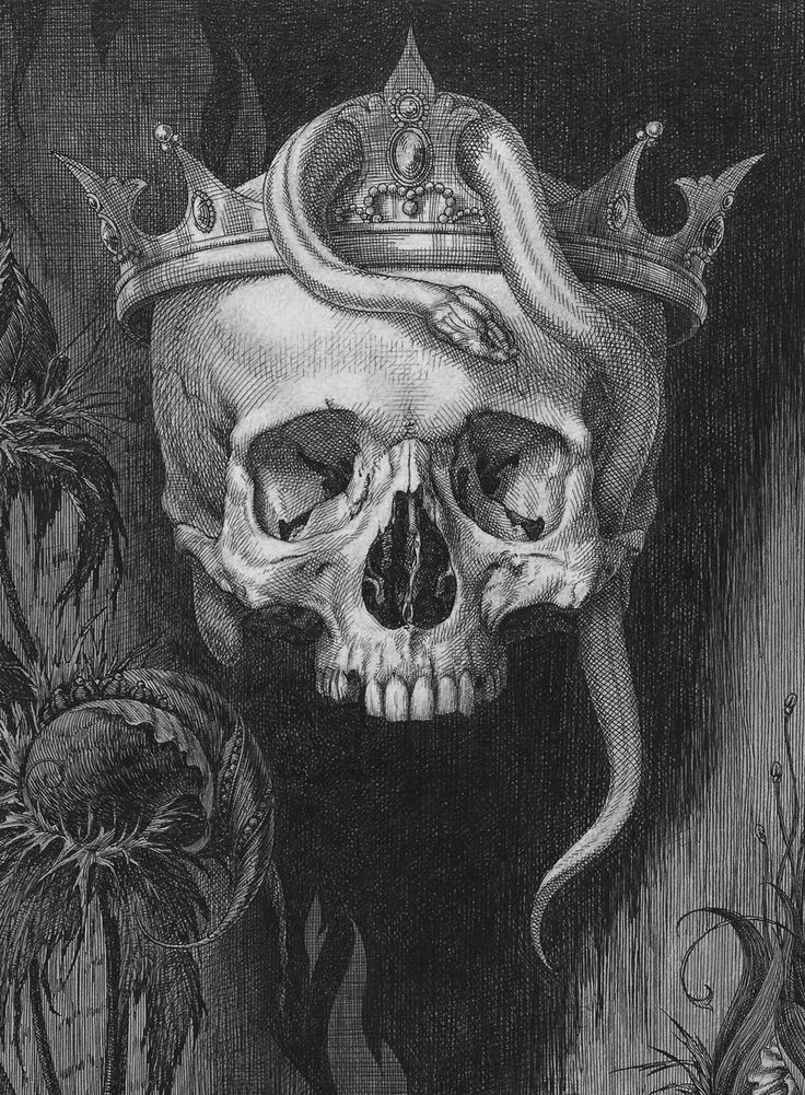 """deathandmysticism: """"Henry Weston Keen, Detail of an illustration for John Webster's The Duchess of Malfi and The White Devil, ca. 1918-35 """""""