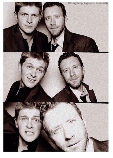Hodgins and Wendall! I love them both!!!! <3