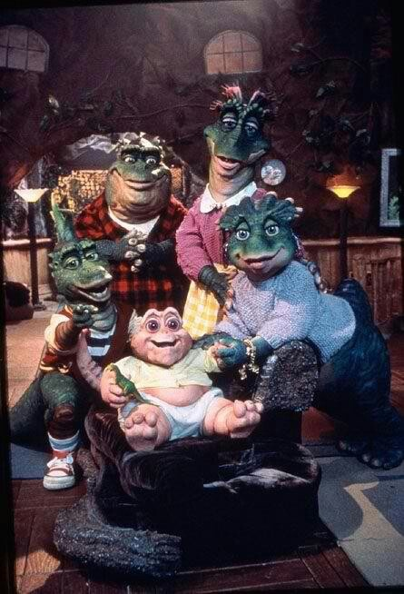 "Nostalgie - ""Vroegah"" - Memories... ~Dinosaurs~"