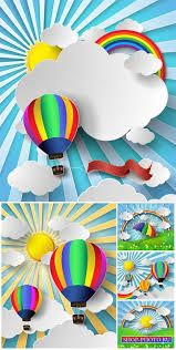 воздушный шар фотошоп - Поиск в Google