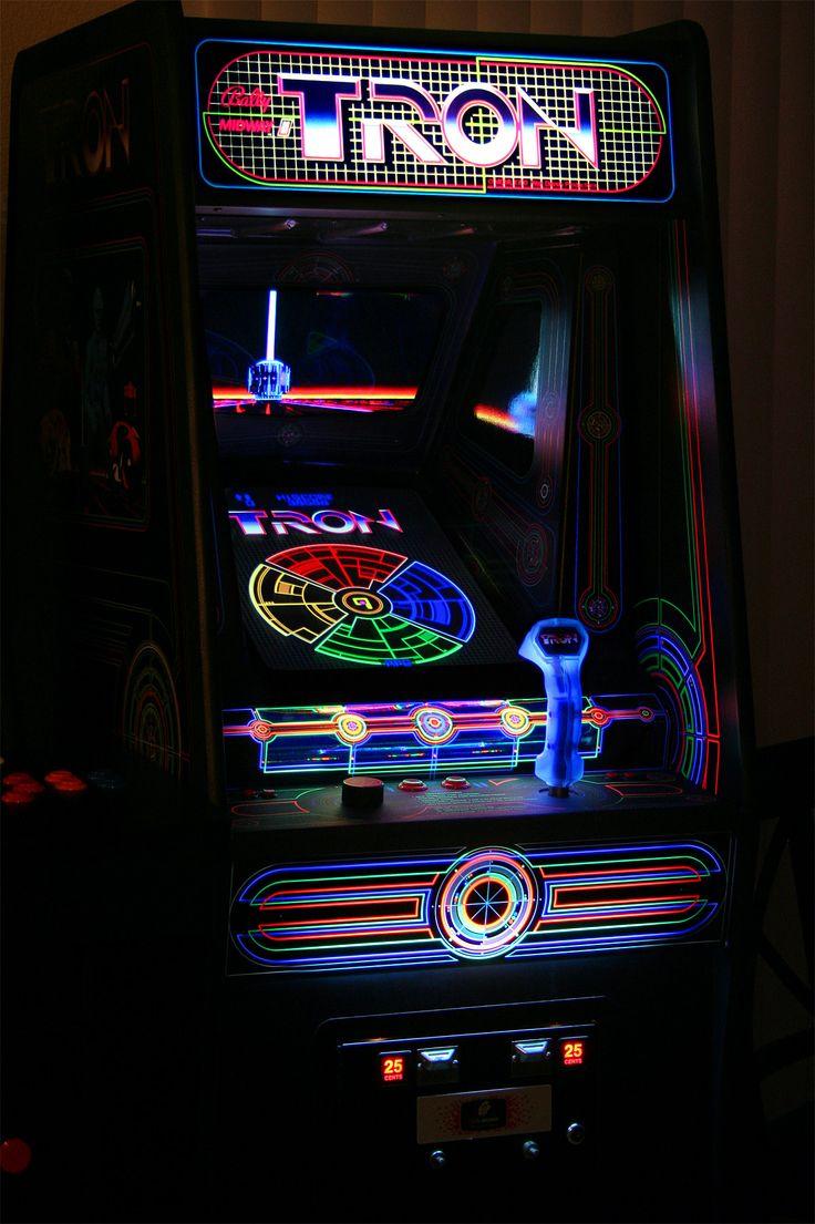 Top 25+ best Arcade game room ideas on Pinterest | Arcade machine ...
