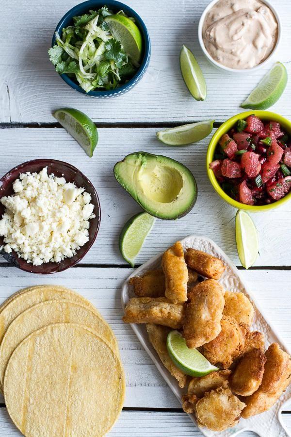 Best 25 baja fish taco recipe ideas on pinterest fish crispy batter recipe and easy fish batter for The best fish taco recipe in the world
