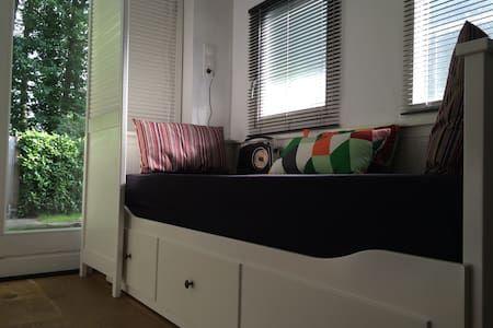 Bekijk deze fantastische advertentie op Airbnb: STUDIO - Appartementen te Huur in Arnhem