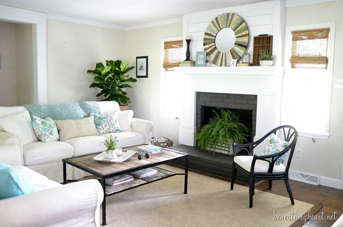Best 25+ Grey Fireplace Ideas On Pinterest