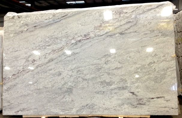 Typhoon white ohm 2 granite and marble options pinterest white granite and granite - Discount countertops indianapolis ...