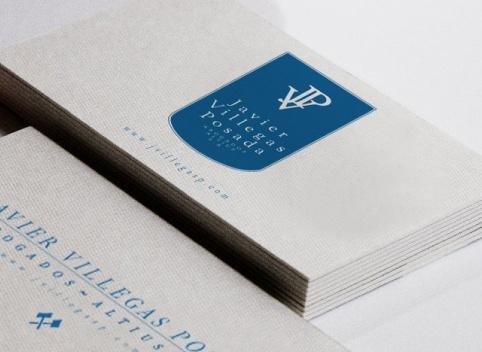 Javier-villegas-abogados-desarrollo-de-marca. Marca desarrollada para uno de nuestros clientes