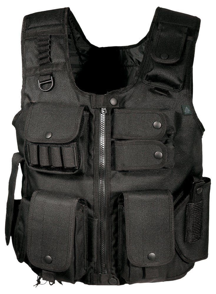 Law Enforcement SWAT Vest Tactical Sports Airsoft Holster Paintball UTG #UTG