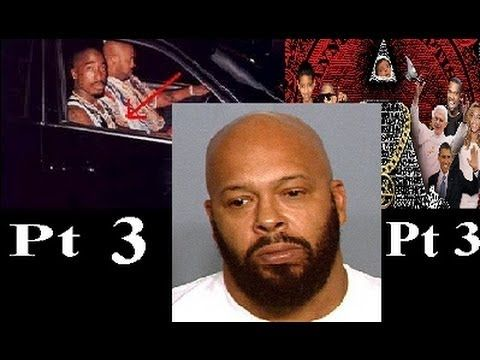 Pt 3 -TuPac Being Set Up By Suge Knight & The Illuminati Govt Then Murde...