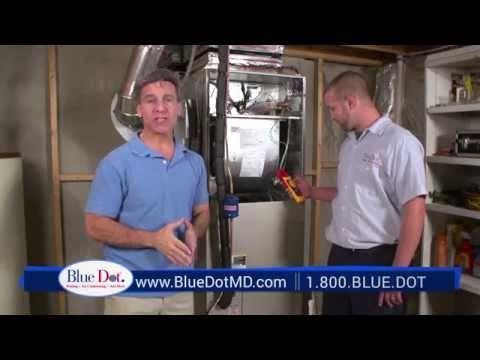 Blue Dot, Seasonal Maintenance, April 2015 - YouTube