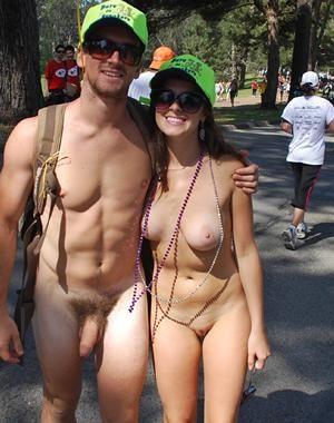 Carolyn Nudist beach happenings deep