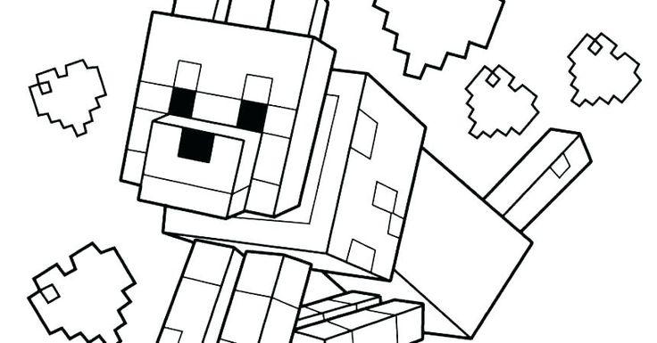 fun minecraft coloring pages ideas for kids  malvorlagen