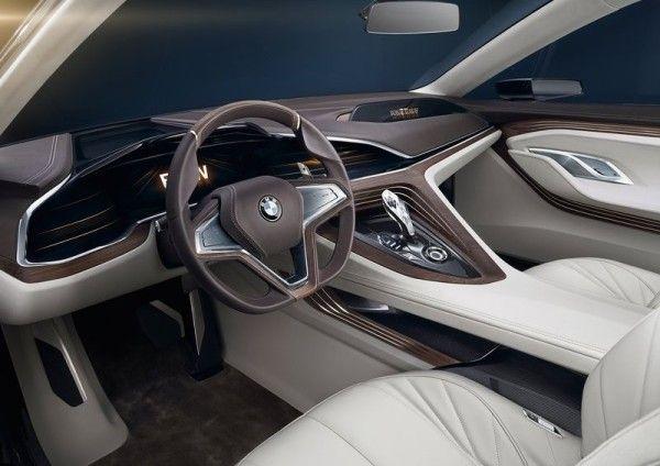 2014 BMW Vision Future Luxury Interior View