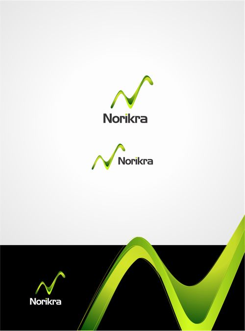 Create a logo of Norikra: the first product of open source stream processing software in the world by artsigma