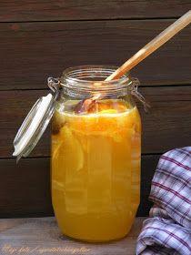 szeretetrehangoltan: Probiotikus limonádé házilag