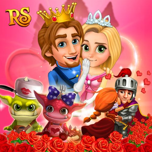 Who is your favourite RS couple? Comment and tell us! #royalstorygame #royalvalentines