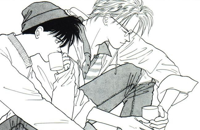 banana fish manga - Google Search