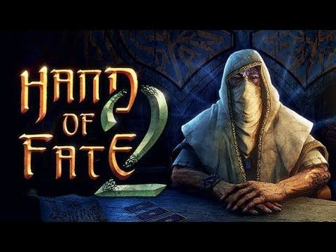 MALAS CARTAS! 🎮 PRIMER CONTACTO 🎴 HAND OF FATE 2 Gameplay Español 21:9