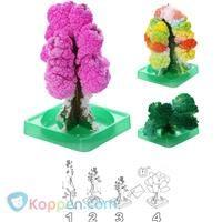 Kristallen boom groeiset -  Koppen.com