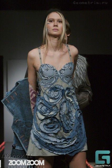 Студия авторской одежды Дмитрия Пехташева