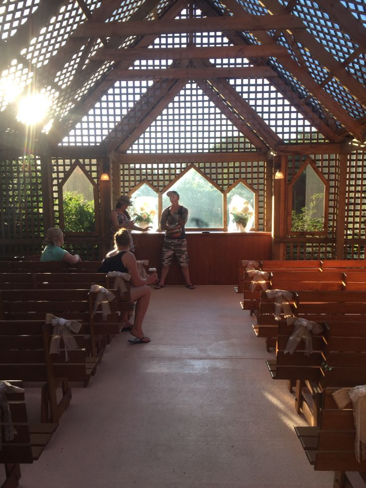 An interior shot of the purpose design and built chapel at Westhaven. #AmandaAndAnthony2016