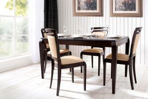 LOREN BRW Dining room furniture set. Polish BRW Modern Furniture Store in London, United Kingdom #furniture #polish #brw #diningroom