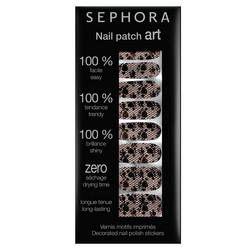 Nail Patch Art - Vernis Motifs Imprimés de Sephora sur Sephora.fr Parfumerie en ligne