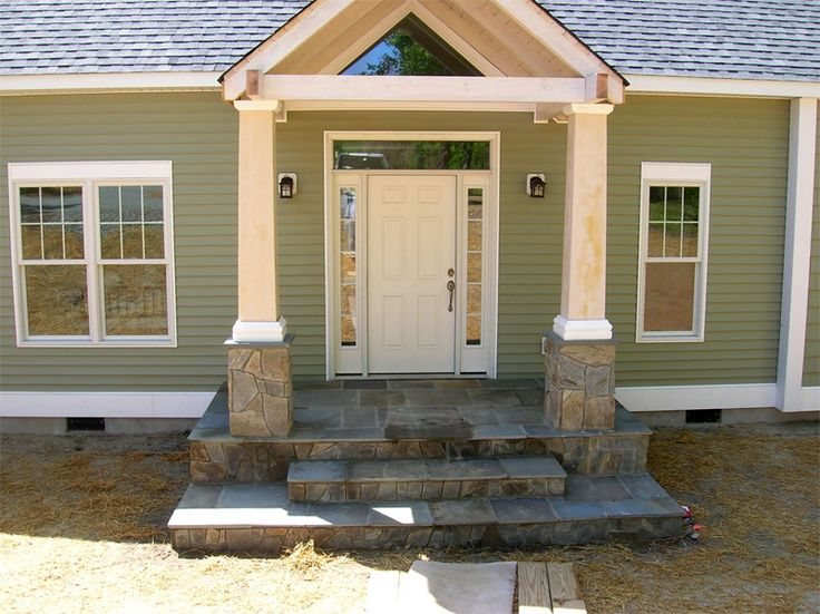 63 best images about front stoop walkway ideas on for Sustainable siding