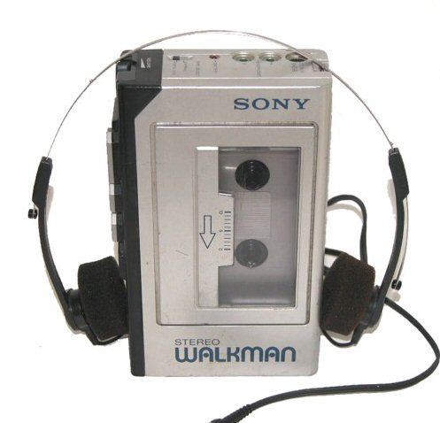Things of the past (70's,80's,90's) - Dingen van vroeger (70's,80's,90's) ( Walkman )