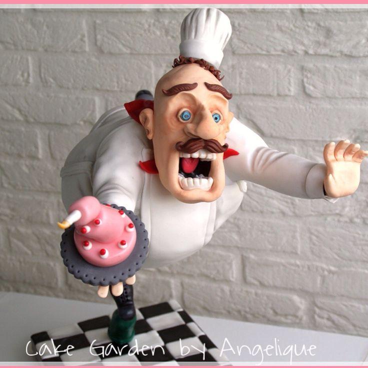 Workshop cake Crazy Baker