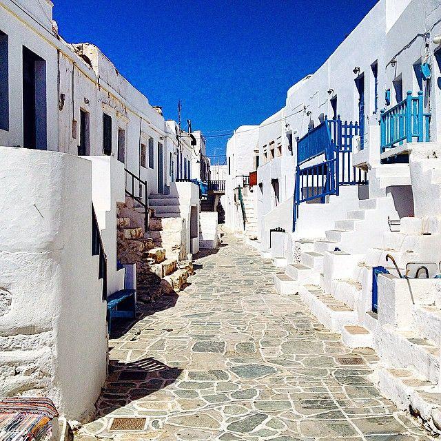 #Chora #Folegandros #Cyclades #Greece Photo credits: @brunserik