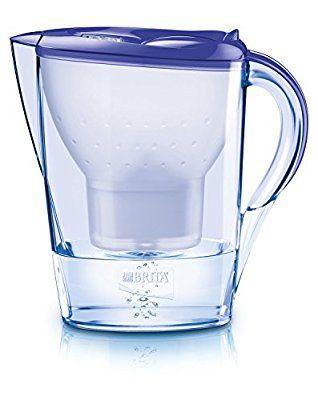 BRITA Marella Water Filter Jug, 2.4 L - Red Passion: Amazon.co.uk: Kitchen & Home