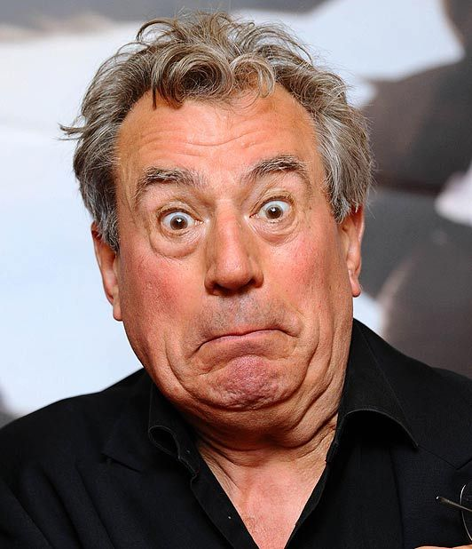 "Actor/director Terry Jones, 74, has been diagnosed with a rare form of dementia, called Primary Progressive Aphasia. Jones is best known as one of the members of Monty Python, which  also included Terry Gilliam, John Cleese, Michael Palin and Graham Chapman(d. 1989). Jones directed some of the group's best-known films, including ""The Meaning of Life,"" …"
