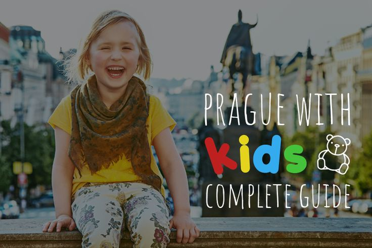 Prague With Kids Complete Guide. When you travel with your kids it is always difficult to find the best activities so they are well entertained during your stay. That's why we made this list which will make your stay in Prague with kids unforgettable! You will also see which restaurants in the center of Prague are child-friendly and have a nice children's play area or get useful information about admission fees for children or the prices in public transport.