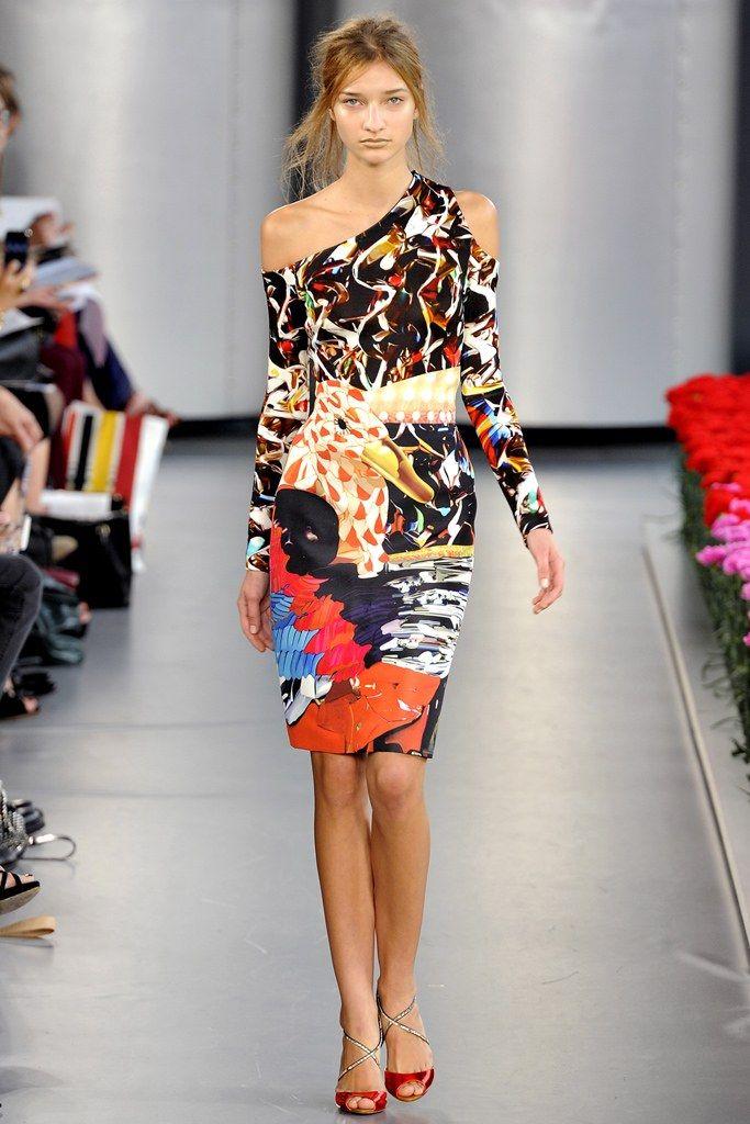 Mary Katrantzou Spring 2012 Ready-to-Wear Fashion Show - H