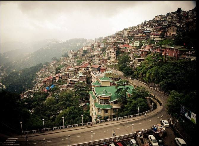 Guess the place in shimla