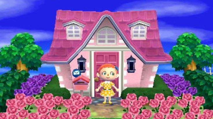 17 best images about animal crossing house ideas on for Modern house acnl