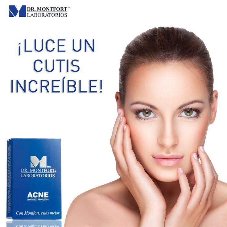 Ten una cara mas linda con Kit Acné.  http://www.drmontfort.com/#!product/prd1/2669908931/kit-acné