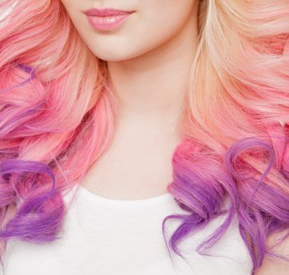 Coloration semi permanente pour changer la couleur de cheveux