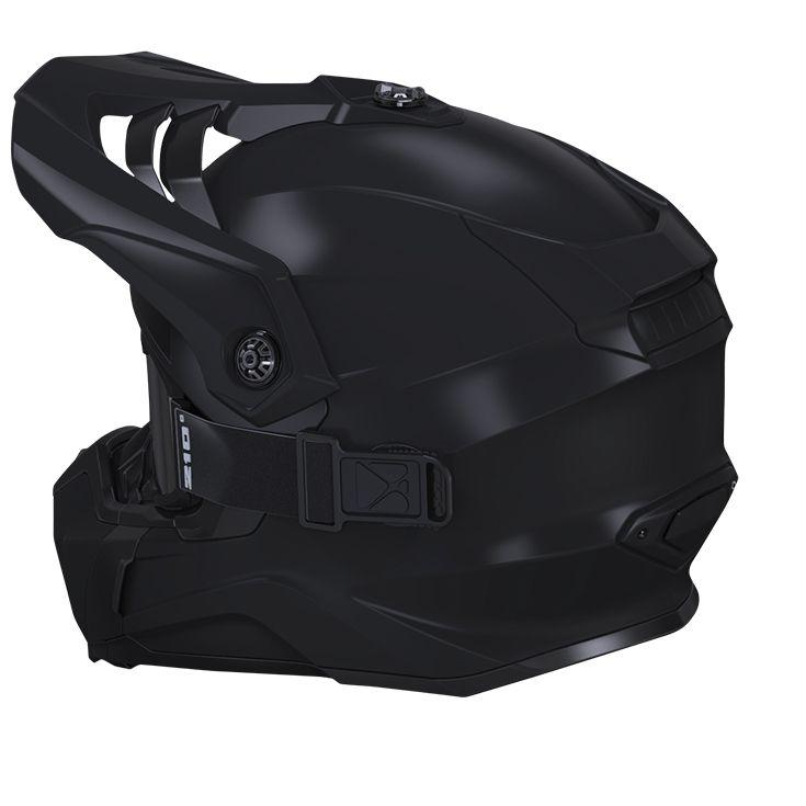 CKX - Off-road winter helmets - TITAN Back view - kimpexnews.com