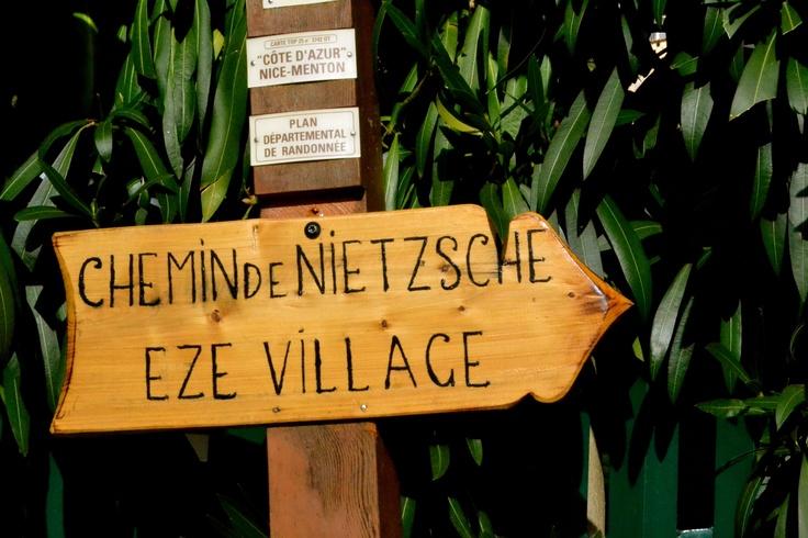 Randonnée à Eze Village