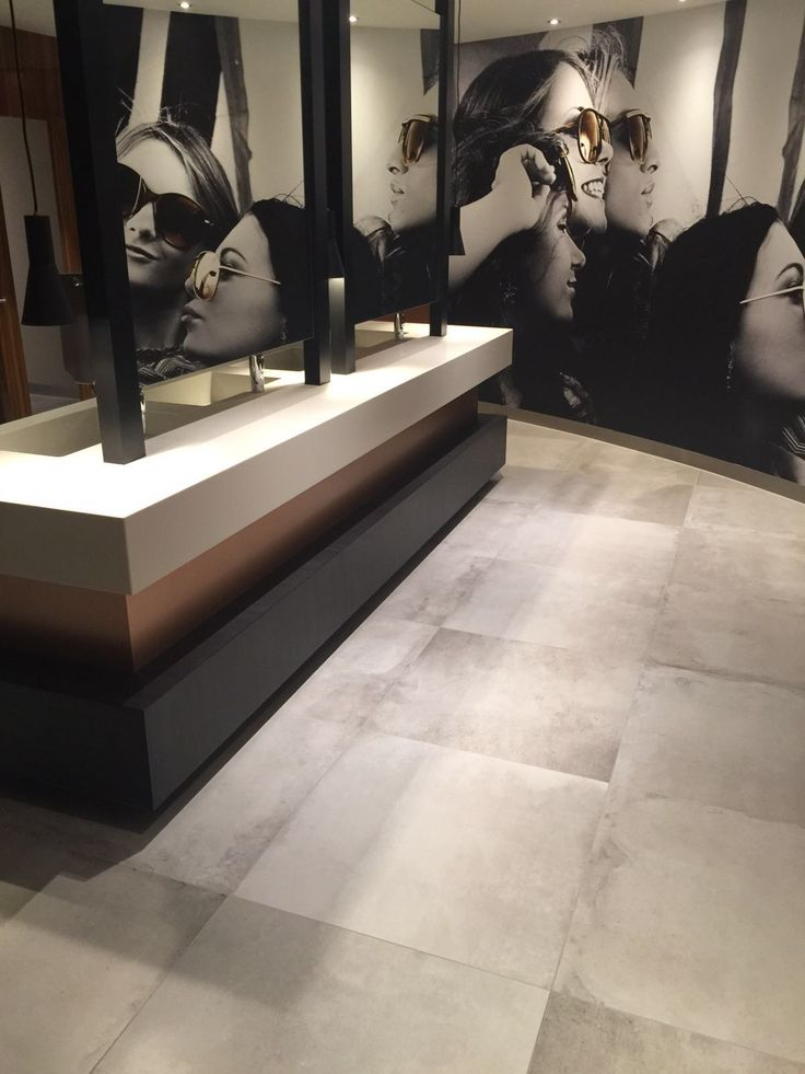 Porcelanosa Tribeca Acero For Basement And Bathrooms   Possibly For Entire  House (lots Of Rugs, Installed On A Diamond Possibly)