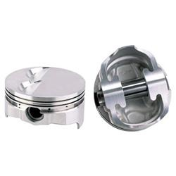 Icon Ford 302 Forged Pistons, Flat Top, 5.09 Rod