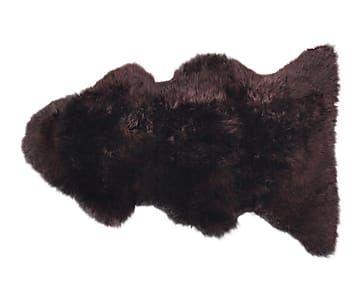 Alfombra de piel de oveja María Alejandra - 75x60 cm