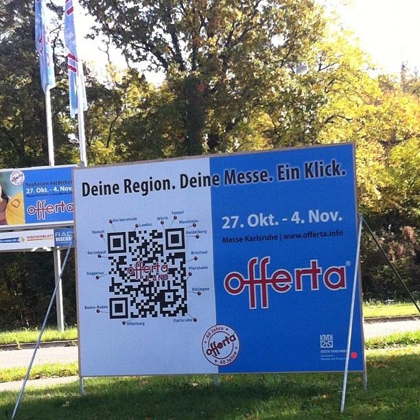 offerta - Messe Karlsruhe  (Quelle: tagMotion.de )