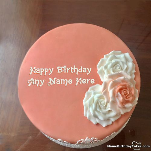 Happy Birthday Cakes For Lover With Name: 55 Best Name Birthday Cakes For Lover Images On Pinterest