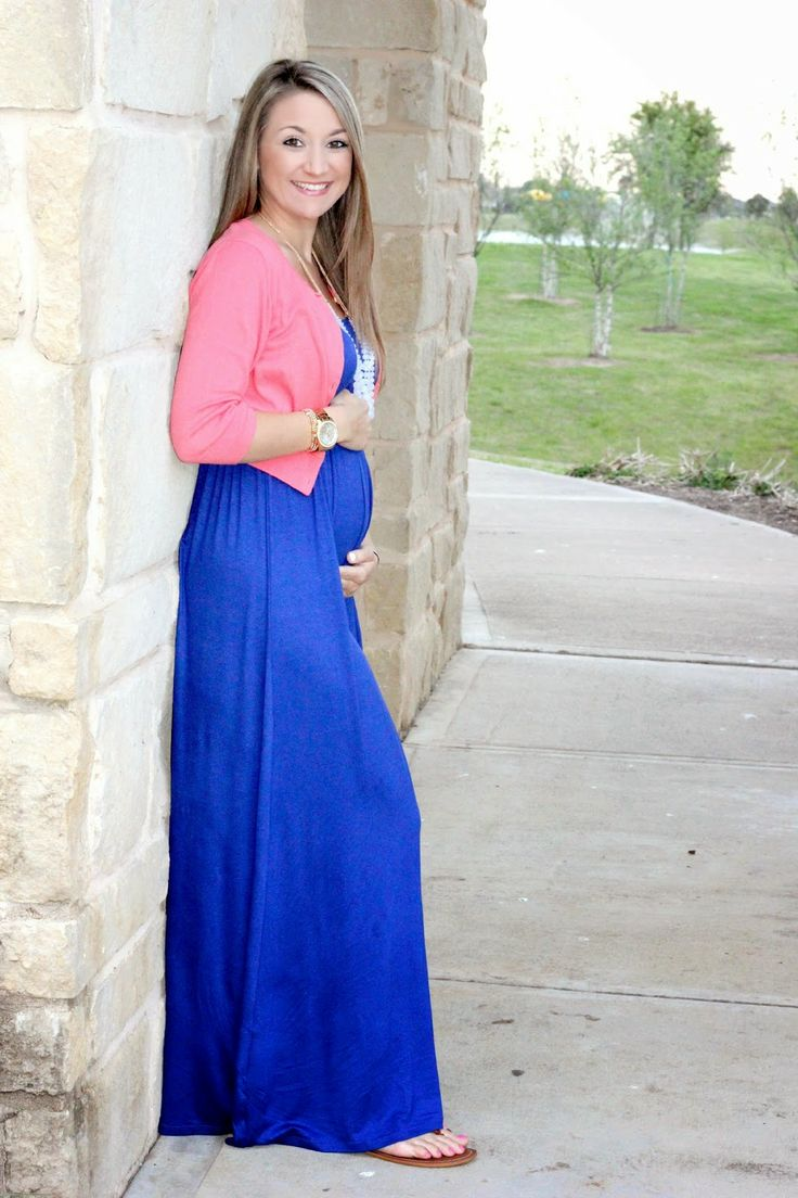 229 best pinkblush maternity may wishlist images on pinterest pink blush maternity royal blue basic maternity dress ombrellifo Gallery