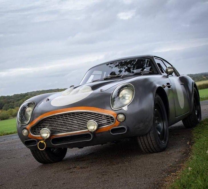 Aston Martin Db4 Gt Zagato Aston Martin Db4 Aston Martin Super Cars